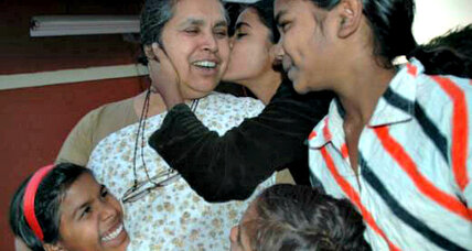 After Sister Lucy Kurien witnessed a woman's murder, she saved thousands of others