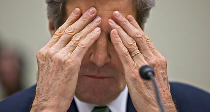 Iran nuclear deal: Facing tough crowd in Congress, Kerry pleads for time (+video)