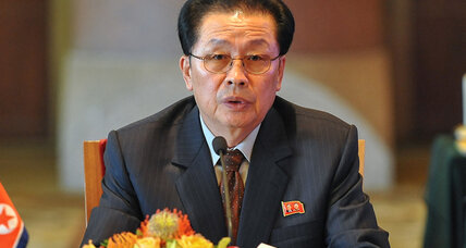 Why did North Korea's Kim oust his longtime mentor?