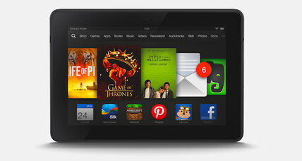 Kindle Fire HD, HDX sales help power record weekend for Amazon