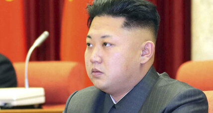 N. Korea statement on official's ouster: Who talks like this anymore? (+video)