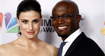 Idina Menzel and Taye Diggs split after 10 years together