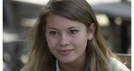 Bindi Irwin: Parent stalks rare species of dating teenager