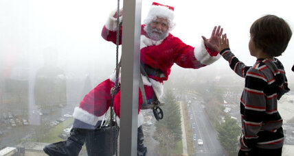 Does belief in Santa Claus hamper or hinder critical thinking?