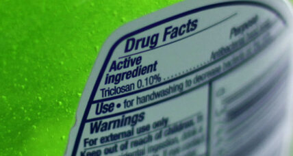 Antibacterial soaps and the culture of 'clean' (+video)