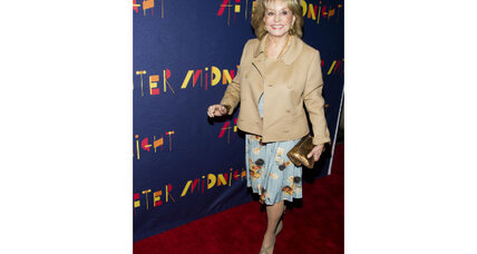 Barbara Walters: Moving past limits to make us listen (+video)