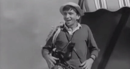 'Gilligan's Island': Ragtag family mirrors real life