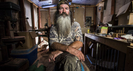 'Duck Dynasty' flap: Free speech and knowing when to zip it