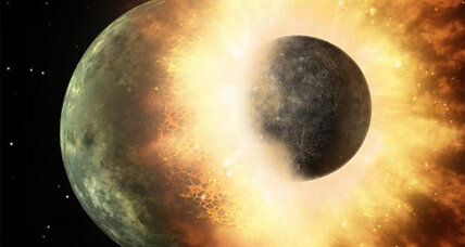 What a mission to Venus could tell us about Earth's moon