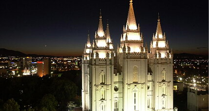 Mormon church officials explain the past ban on black priests