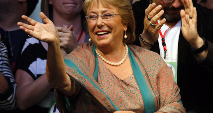 Chile's Bachelet wins big, but mandate less clearcut