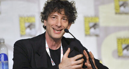Neil Gaiman dresses as Charles Dickens to read 'A Christmas Carol'