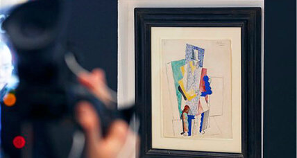 $135 Picasso? How a $1M Picasso original got snapped up for $135