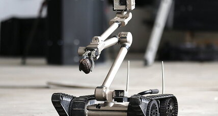 New Pentagon blueprint sees bigger role for robot warfare