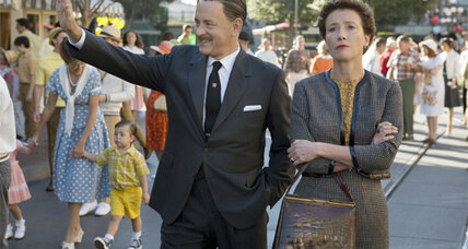 'Saving Mr. Banks' tells the story of what happened behind the scenes of 'Mary Poppins'