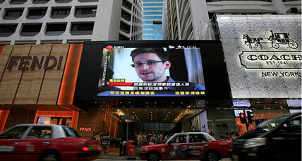 Edward Snowden: 'I already won'