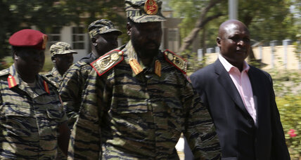 Curfew in South Sudan after fighting breaks out. Was it a coup attempt?