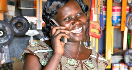 M-Pesa helps world's poorest go to the bank using mobile phones