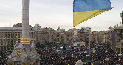 Is Ukraine's unrest a new Orange Revolution in the making?