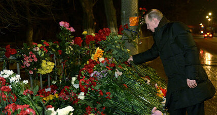 Putin: 'No justification' for Volgograd attacks on civilians