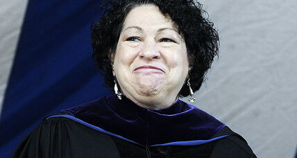 Justice Sotomayor blocks Obamacare contraception mandate