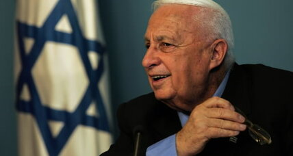 Ariel Sharon: A timeline of a controversial life