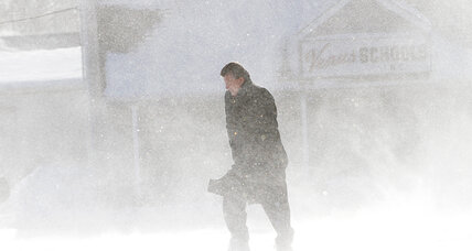 Snowstorm exits, but temperatures stay frigid. Why so cold?