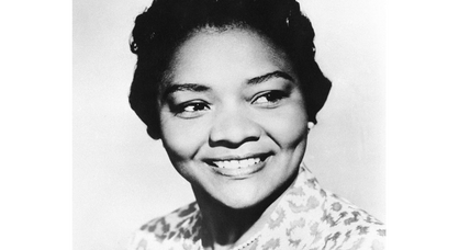 Juanita Moore was groundbreaking actress and Academy Award nominee
