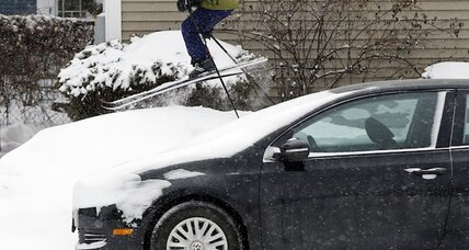 Driving in Winter storm Hercules? How to prepare your car.