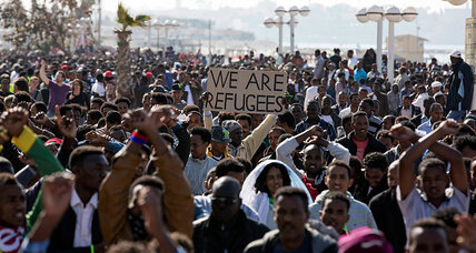 Israel, no longer a haven, sends African migrants to prison (+video)