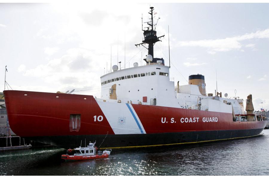 Polar Star Icebreaker From US To Rescue 2 Ships In Antarctica