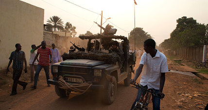 Chaos in Central African Republic is about power, not religion