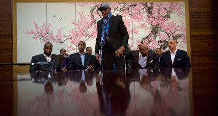 Dennis Rodman: In defense of his North Korean adventure (+video)