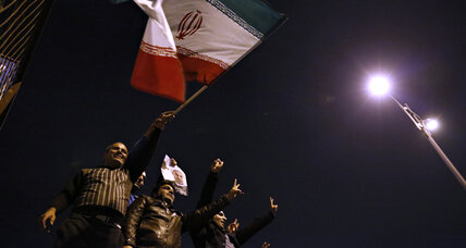 Is Iran the United States' new best friend in the Middle East?