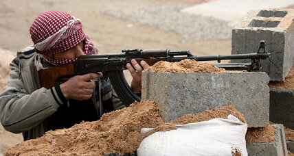Fall of Fallujah reverberates in Washington. But will US help Iraq? (+video)