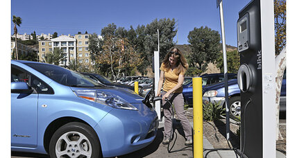 New laws could mean noise for silent electric cars (+video)