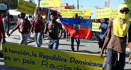 Can Haiti and the Dominican Republic repair relations after citizenship ruling?