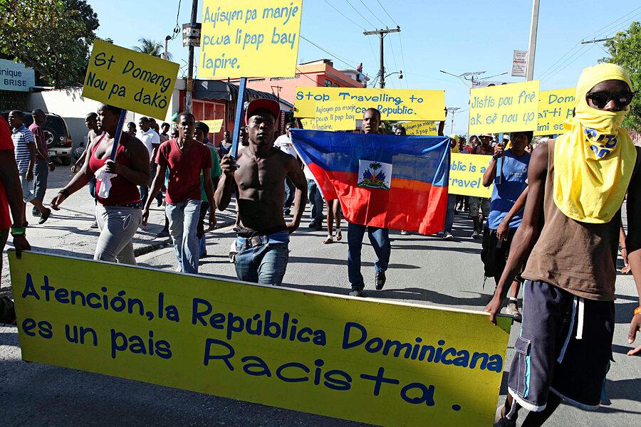 haiti and dominican republic relationship