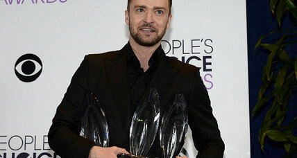 People's Choice Awards: 'No dream is too big,' says Timberlake