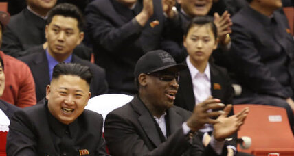 Dennis Rodman's not alone: 4 other famous visitors to authoritarian regimes