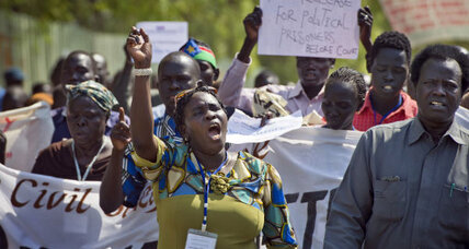 Path to peace eludes South Sudan mediators