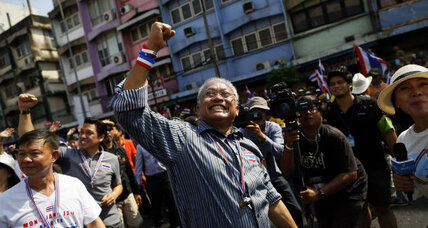 Bangkok braces for protest shutdown as election looms (+video)
