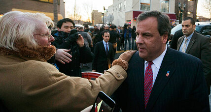 Support for Chris Christie in Fort Lee, N.J.? It's unabridged, mostly.