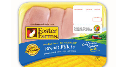 Foster Farms chicken plant shut down by cockroaches