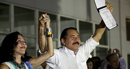 Deja vu in Nicaragua? President Ortega and first lady wield 'dynastic' power