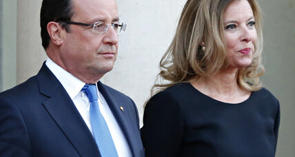 Will affair allegations cost France's Hollande his 'Mr. Normal' image? (+video)