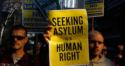 Australia accused of 'Stalinist' curbs on disclosure of refugee crackdown