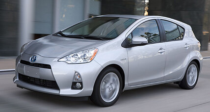 Toyota Prius' safety rating falls