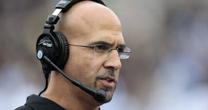 Penn State hires James Franklin as head coach