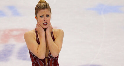 Olympic figure skating controversy? Ashley Wagner makes team despite falls.